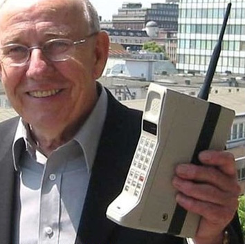 Le bufale di Internet: Primo telefono cellulare
