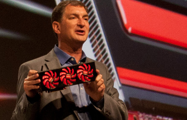 papermaster dualgpu AMD mostra la scheda Firepro W9000: 4 TFLOPS per workstation grafiche