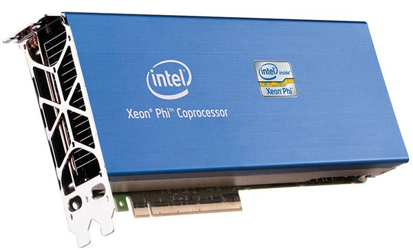 xeon phi 2 Intel Xeon Phi: le prime soluzioni con Many Core Architecture